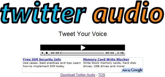 twitter-audio
