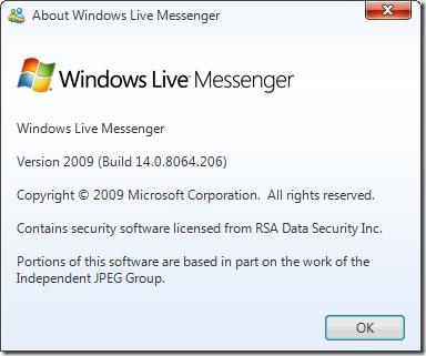 about-windows-live-messenger