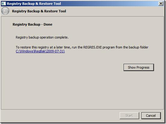 restore-registry