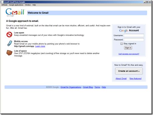 gmail-gmdesk