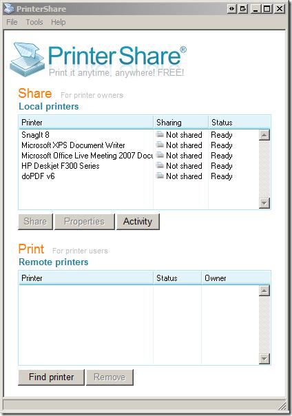 printer-share
