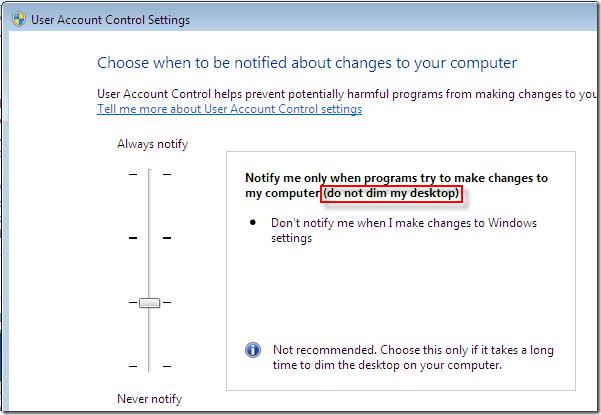 Change-settings-UAC-windows-7