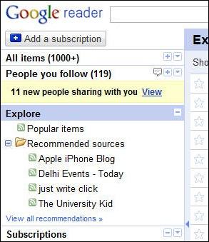 google-reader-explore