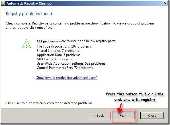 registry-problems-found