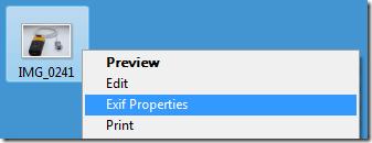 exif-properties