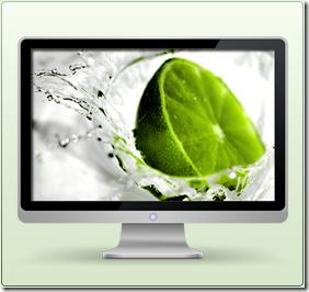 green-monitor