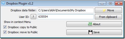 dropbox-plugin