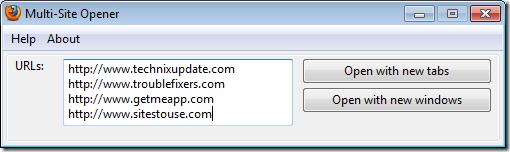 multi-site-opener